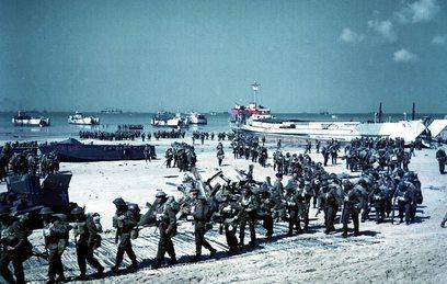 Высадка в Нормандии: как открывали Западный фронт