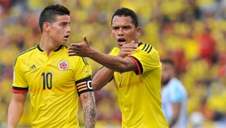 Мбайе Ньянг: «С оптимизмом смотрим вперед и настраиваемся на матч с Колумбией»