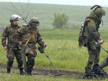 Средства обнаружения и обезвреживания мин