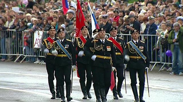 Россия отмечает первую годовщину воссоединения с Крымом