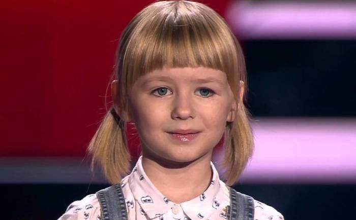 7-летняя девочка поразила судей, исполнив «Кукушку» Цоя