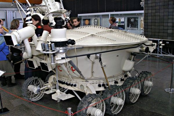 Ученые рассекретили данные оработе советского «Лунохода-2»