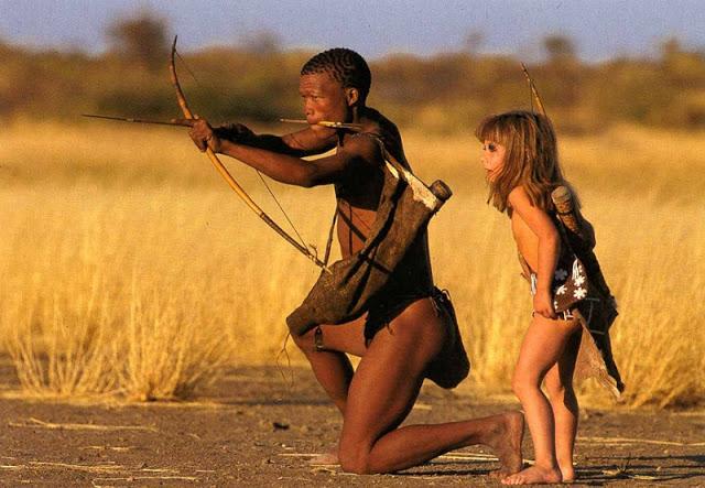 Типпи Дегре - история современного Маугли, которая потрясла весь мир