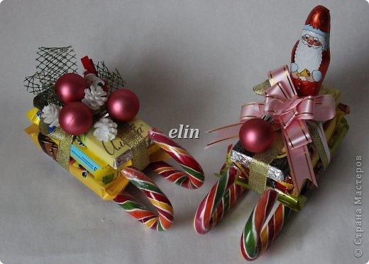 Мастер-класс Свит-дизайн Упаковка Новый год Разные сладкие работы Бумага Материал оберточный Проволока Продукты пищевые фото 2