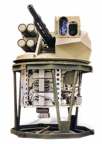 Универсальная башенная установка «Кливер»