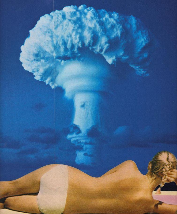 Мощные работы о противоречиях и парадоксах современного мира