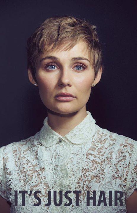 Почему актриса отрезала свои волосы?