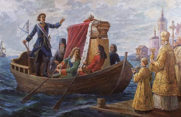 Корабельные священники