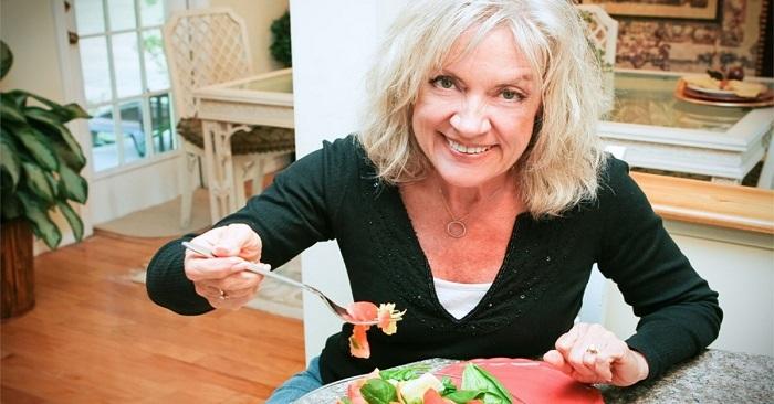 Как питаться женщинам в пери…