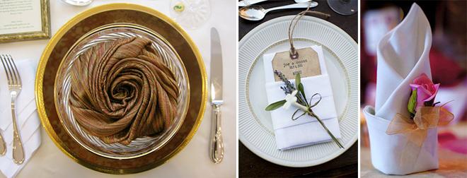 Искусство сервировки стола: салфетки. Часть 2