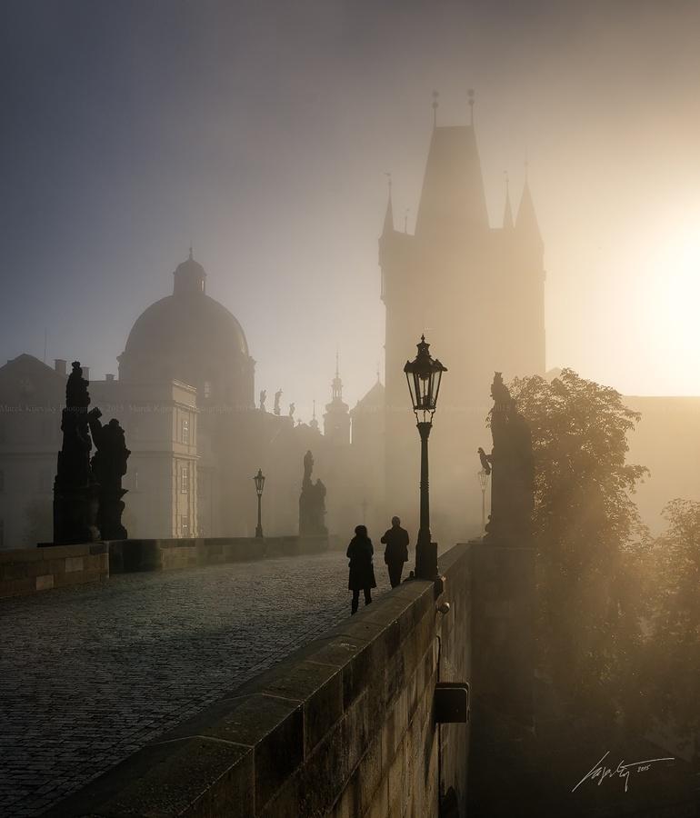 Прага: потрясающее фотопутешествие в «город ста башен»