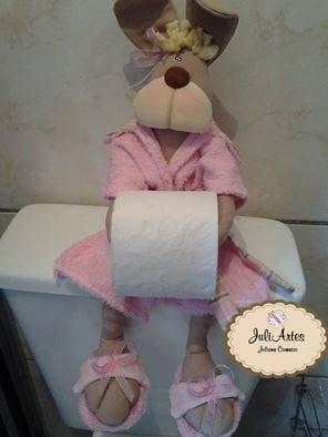 Держатель туалетной бумаги кукла своими руками