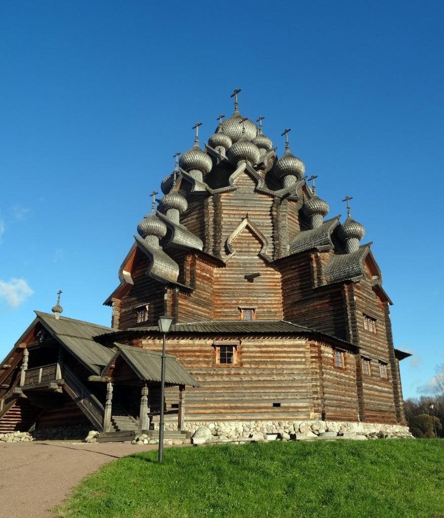 Покровский собор в Невском лесопарке. (13)