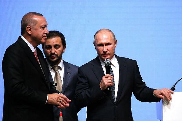 Путин сказал, когда будет готов «Турецкий поток»