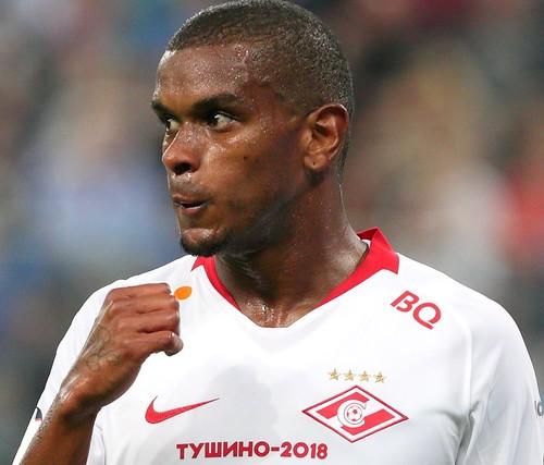 «Спартак» проигрывает «Арсеналу» со счетом 2:3
