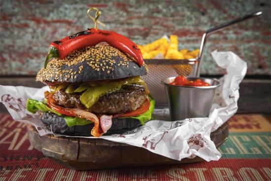 Бургерфест в ресторане «Фани Кабани»