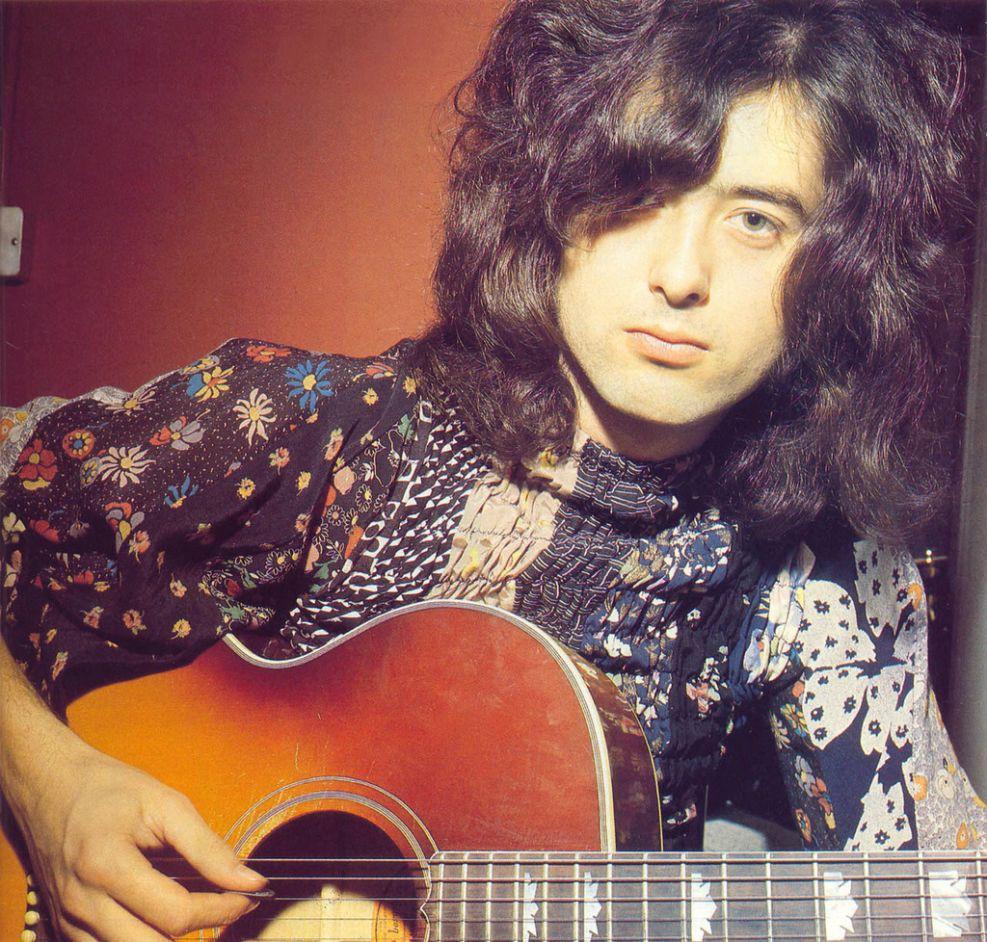 Какими были рок-звёзды в молодости