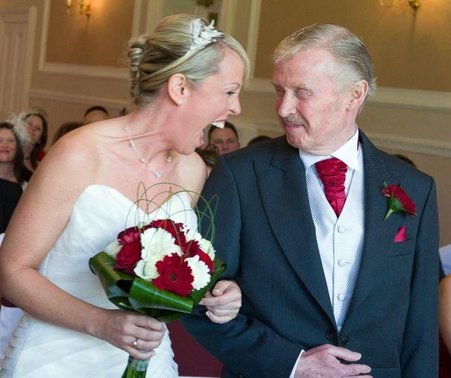 Приколы и курьезы на свадьбах со всего мира (60 фото)