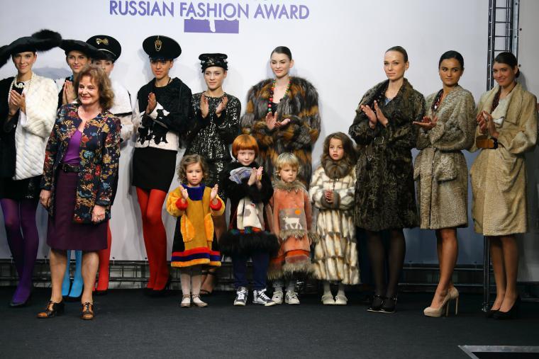 Королева русского меха – Ирина Крутикова