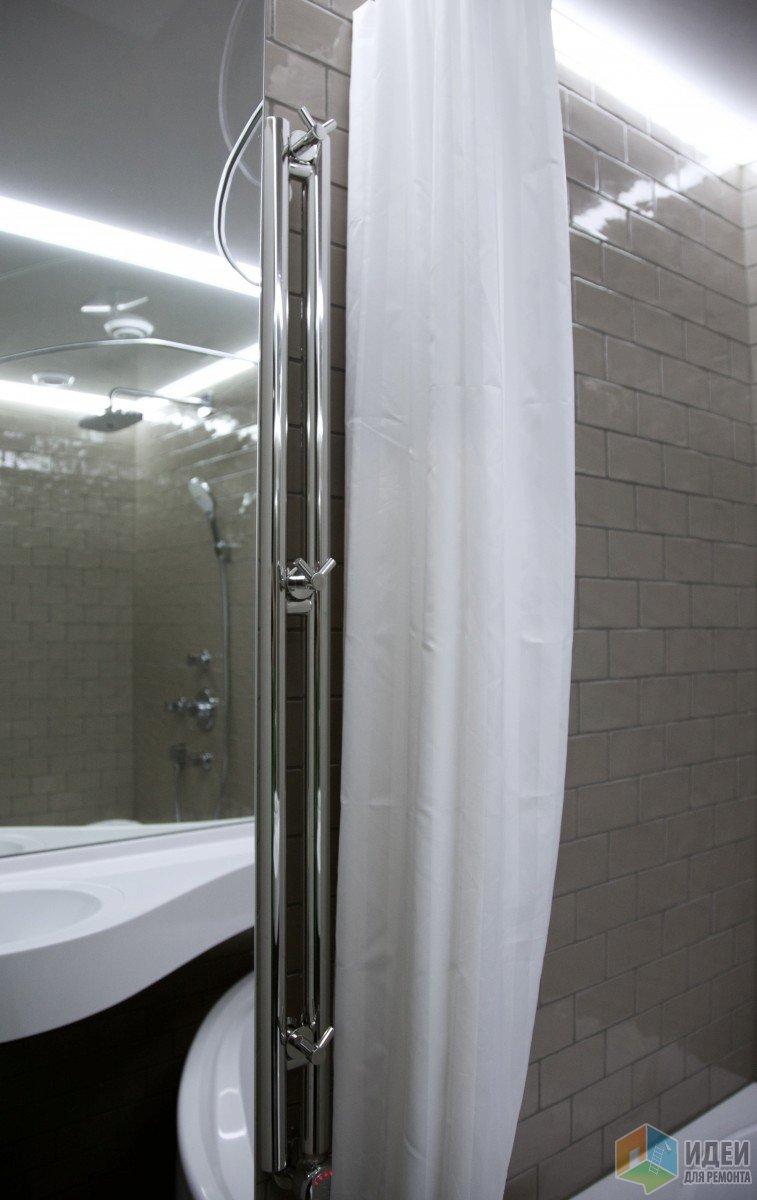 Наше гнездо. Ванная комната. Оптимизация пространства.