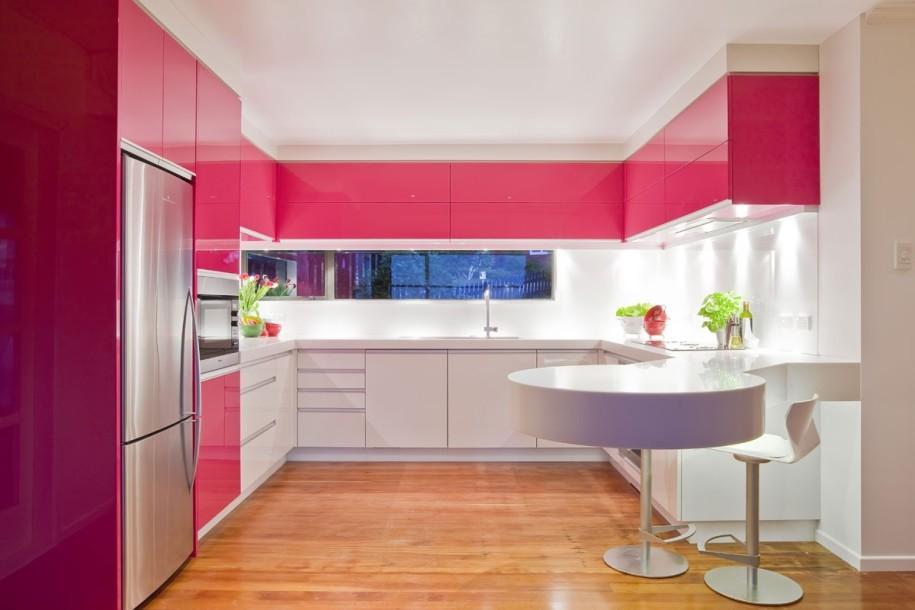 54 Дизайн фасадов кухонных шкафов 60 фото