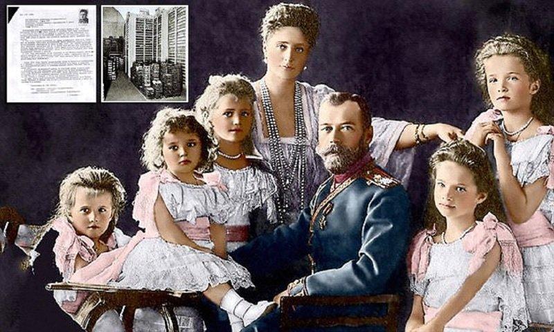 Золото последнего русского царя закопано у Транссибирской магистрали?