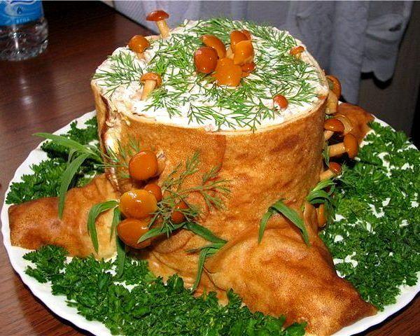 Идеи для украшения блюд