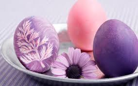 Чем можно покрасить пасхальные яйца.Натуральные красители