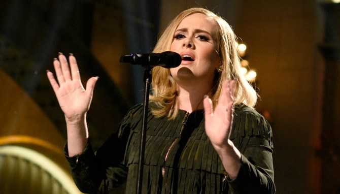 The Comeback of Adele