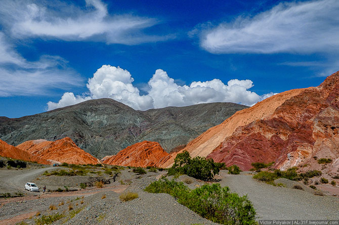 Путешествие в Хухуйские горы