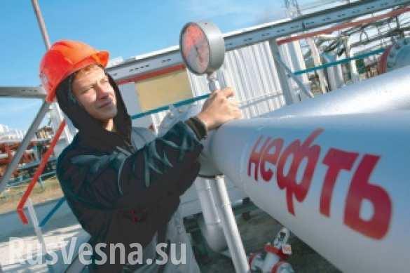 Россия готовится к запрету поставок нефти в Европу | Русская весна