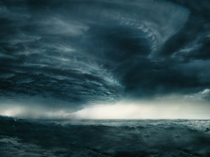 15. Сильный шторм Феномены, природа