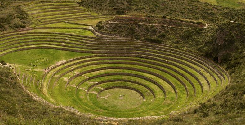 Terraces06 Мистические земледельческие террасы инков Морай