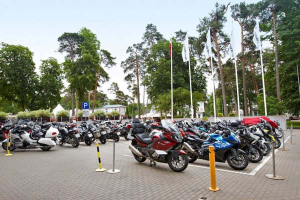 В Ригу за байками — путешествие с «BMW Motorrad Россия» - Фото 1