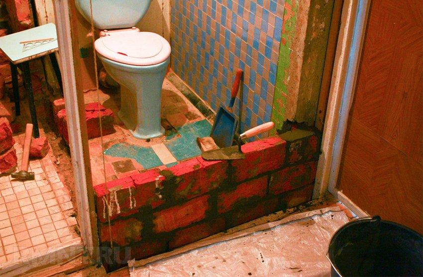 Как сделать в комнате свой туалет