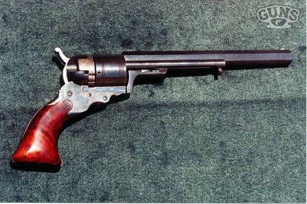 Легендарные револьверы фирмы Colt.  Эволюция
