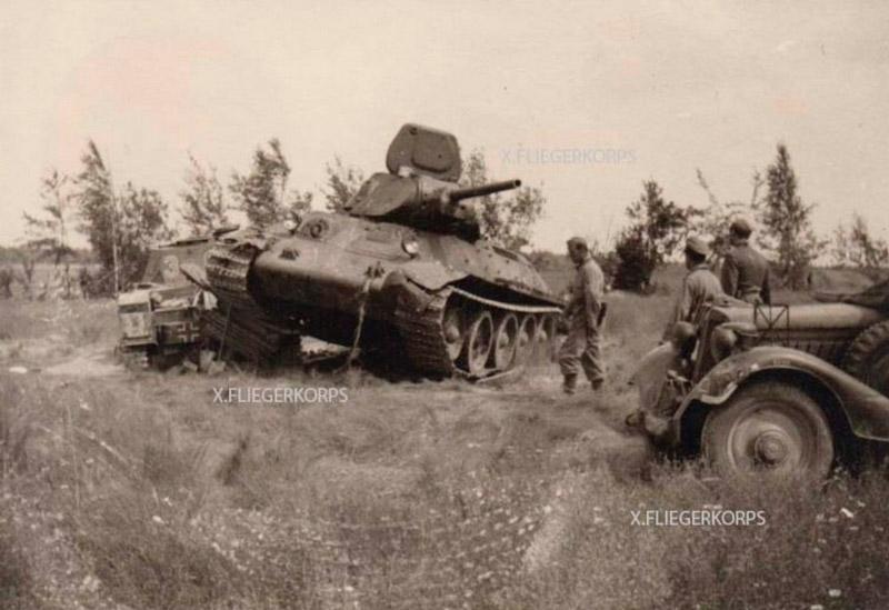 Танковый таран
