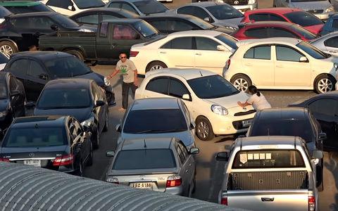 Самая загруженная парковка в мире появилась из-за жадности