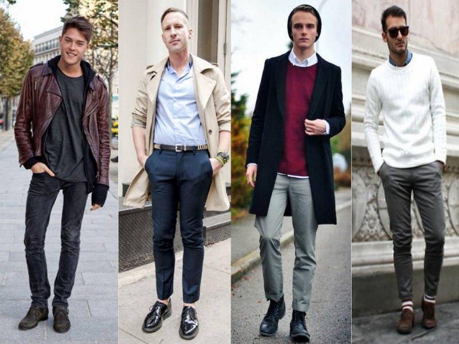 Уличная мода: основные акценты мужского гардероба