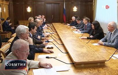 Французская делегация пообщалась с жителями Крыма