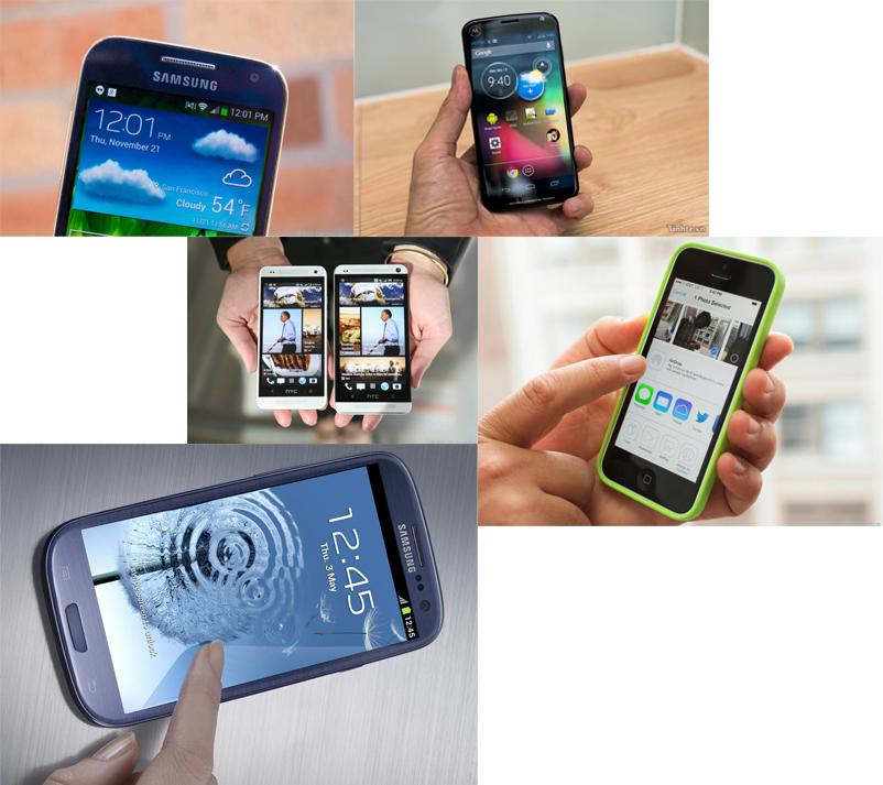 Пять смартфонов с ценой менее $100 в мире, но с высокой ценой в России