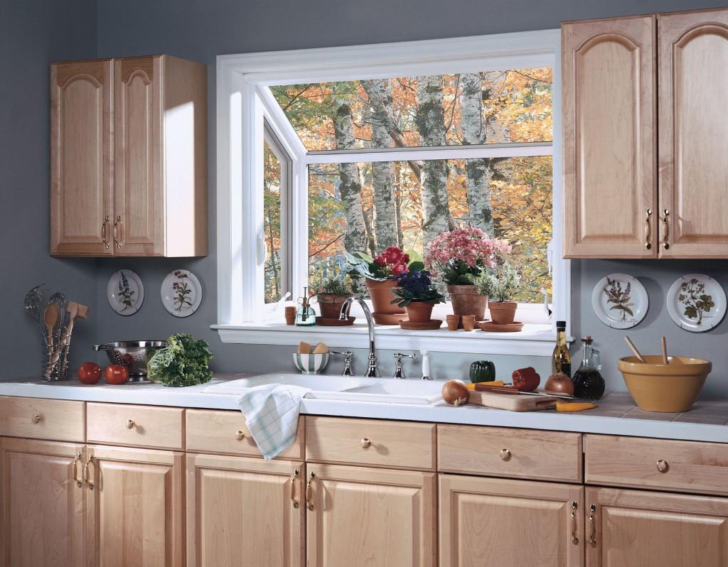 318 1024x798 Дизайн фасадов кухонных шкафов 60 фото