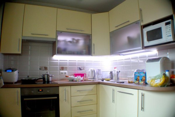 Кухня, в которой нам комфортно!