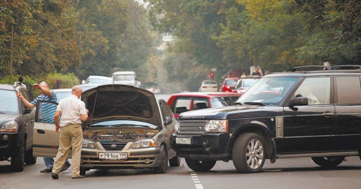Москвичей предупредили о новом виде мошенничества на дорогах