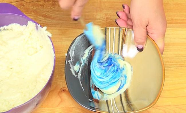 Необычно оригинальный радужно-леопардовый торт