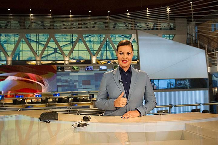 Екатерина Андреева возвращается в московское «Время»