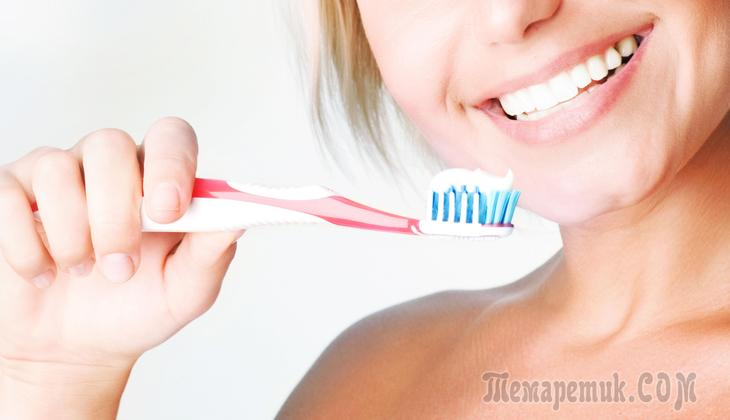 10 ошибок при чистке зубов о которых вы даже не догадывались
