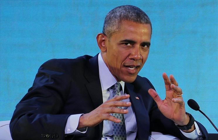 Обама назвал Россию конструктивным партнером