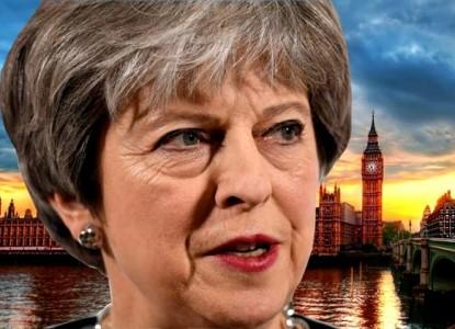 А Баба-Мэй против, или Как Лондон испугался встречи Трампа и Путина