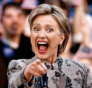 "Трамп ""засадил"" Клинтон"